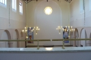Oświetlenie w nowym kościele 2014r.
