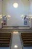 Witraż w kościele