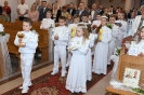I Komunia Św. 23 maja 2021 r. - kl.II C