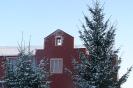 Kościół zimą
