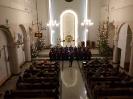 Koncert kolęd w parafii - Zamkowy Chór Kameralny! 14.01.2018r.