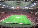 Nasi ministranci na meczu Polska - Kazachstan
